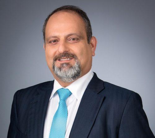 John Aboud, Chairman